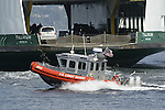 USCG Swift Boats &amp; Washington State Ferries