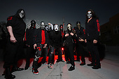 SLIPKNOT 2009 (STUDIO SESSION)