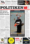 Politiken, Denmark - July 31, 2009