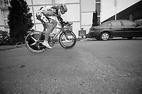 Tour de France 2012.Lotto-Belisol team prep.Liège.