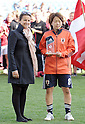 Aya Miyama (JPN), MARCH 7, 2012 - Football / Soccer : The Algarve Women's Football Cup 2012, match between Germany 4-3Japan in Estadio Algarve in Faro, Portugal. (Photo by Atsushi Tomura/AFLO SPORT) [1035]