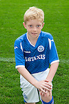 St Johnstone FC Academy Under 12's<br /> Jack Bain<br /> Picture by Graeme Hart.<br /> Copyright Perthshire Picture Agency<br /> Tel: 01738 623350  Mobile: 07990 594431