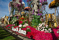 "Tournament of Roses Rain Bird Float ""Preservation Celebration"" Sweepstakes Trophy"