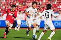 Yosuke Kashiwagi (Reds), Yuya Osako (Antlers), OCTOBER 29, 2011 - Football / Soccer : 2011 J.League Yamazaki Nabisco Cup final match between Urawa Red Diamonds 0-1 Kashima Antlers at National Stadium in Tokyo, Japan. (Photo by AFLO)