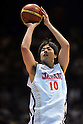 Kosuke Takeuchi (JPN), JULY 3rd, 2011 - Basketball : Basketball Japanese representative international friendly match 2011, between Japan 69-78 S Oliver Baskets Wuerzburg (GER) at 2nd Yoyogi Gymnasium, Tokyo, Japan. (Photo by Jun Tsukida/AFLO SPORT) [0003].