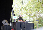 "DJ FunkMaster Flex Spinning At Rakim, EPMD and FunkMaster Flex ""Salute to Hip-Hop"" Celebration of the 25th Anniversary of Rakim's Iconic Album Paid in Full at Central Park SummerStage, NY 8/21/11"
