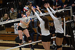 2014 girls volleyball: Los Altos High School vs. Mitty in NorCal Finals