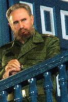 Fidel, Raul and Fidel Castro Jr.