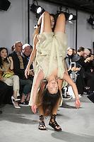 OCT 01 Rick Owens Collection 2016 at Paris Fashion Week
