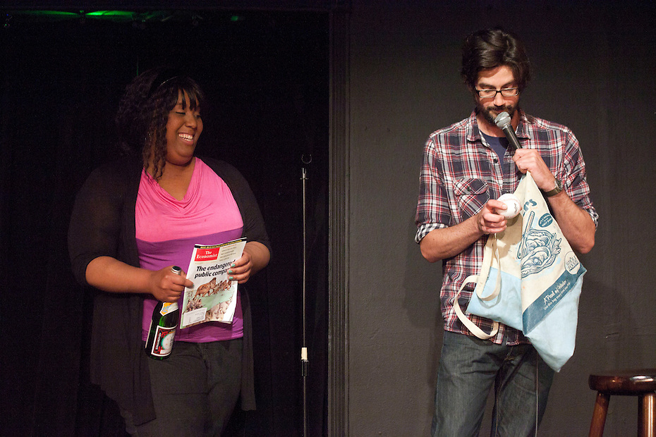Sharron Paul, Leo Allen - Whiplash - UCB Theater - May 21, 2012