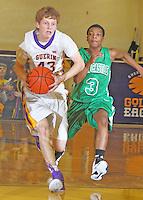 Boys JV Basketball vs. New Castle 1-2-15
