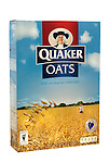 Box of Quaker Oats - 2011