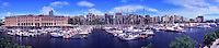 Barcelona; Spain; Port Vell; Marina CGI Backgrounds, ,Beautiful Background