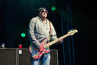 Sublime with Rome play live as part of 99.3FM The Fox's FoxFest, August 6th, 2012 at Deer Lake Park in Burnaby B.C. (Scott Alexander/pressphotointl.com)