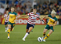 USWNT vs Australia, September 19, 2012