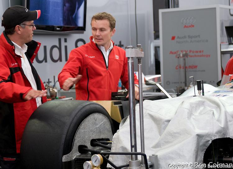Marcel Fassler, Detroit Belle Isle Grand Prix 2008