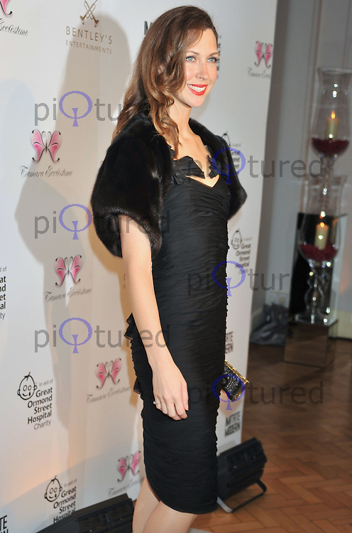 Margo Stilley attends as Tamara Ecclestone hosts annual dinner to raise funds for Great Ormond Street Children's Hospital at One Marylebone in London.