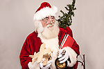 An Old Fashioned Santa Claus