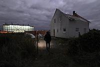 23.09.2013 verwaiste Siedlung Schkeuditz-Nord
