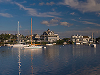 Massachusetts, Cape Cod, Falmouth Harbor