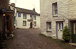 The Village Pub. Sun Inn, Dent, Cumbria.  England