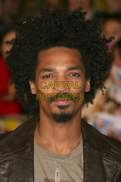 """EDDIE STEEPLES.""""Reno 911: Miami"""" Premiere presented by Twentieth Century Fox - Arrivals held at the Grauman's Chinese Theater, Hollywood, California, USA..February 15th, 2007.headshot portrait big hair goatee mustache facial hair .CAP/ADM/ZL.©Zach Lipp/AdMedia/Capital Pictures"""