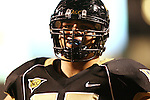 18 November 2006: Wake Forest's Steve Vallos. The Virginia Tech Hokies defeated the Wake Forest University Demon Deacons 27-6 at Groves Stadium in Winston-Salem, North Carolina in an Atlantic Coast Conference NCAA Division I College Football game.