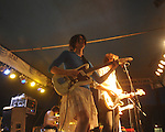 Lauren Gurgiolo of Okkervil River plays the Double Decker Arts Festival in Oxford, Miss. on Friday, April 29, 2011.