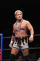 Togi Makabe,AUGUST 10, 2010 - Pro Wrestling :New Japan Pro-Wrestling event at Yokohama Cultural Gymnasium in Kanagawa, Japan. (Photo by Yukio Hiraku/AFLO)