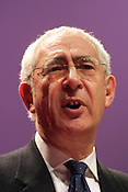 DAVID TREISMAN, Labour Party conference, in Glasgow, Scotland, 16th February 2003.