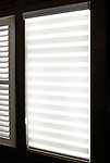 Contemporary folding window shades
