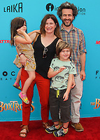 UNIVERSAL CITY, CA, USA - SEPTEMBER 21: Kathryn Hahn at the Los Angeles Premiere Of Focus Features' 'The Boxtrolls' held at Universal CityWalk on September 21, 2014 in Universal City, California, United States. (Photo by Celebrity Monitor)