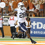 2014 BYU Football at Texas