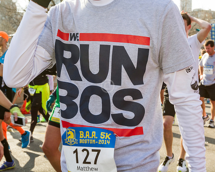 2014 BAA 5K and Road Mile