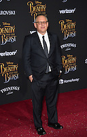 Bill Condon at the premiere for Disney's &quot;Beauty and the Beast&quot; at El Capitan Theatre, Hollywood. Los Angeles, USA 02 March  2017<br /> Picture: Paul Smith/Featureflash/SilverHub 0208 004 5359 sales@silverhubmedia.com