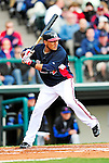3 March 2010: Atlanta Braves' outfielder Melky Cabrera in action during a Grapefruit League game against the New York Mets at Champion Stadium in the ESPN Wide World of Sports Complex in Orlando, Florida. The Braves defeated the Mets 9-5 in the Spring Training matchup. Mandatory Credit: Ed Wolfstein Photo