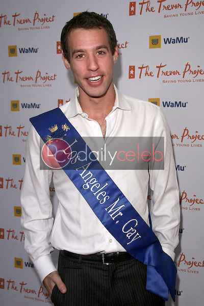Elliott Elsner <br /> at the Trevor Project's 11th Annual Cracked Xmas Fundraiser. The Wiltern Theatre, Los Angeles, CA. 12-07-08<br /> Dave Edwards/DailyCeleb.com 818-249-4998