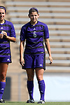 23 August 2015: Weber State's Marissa Cook. The Duke University Blue Devils played the Weber State University Wildcats at Fetzer Field in Chapel Hill, NC in a 2015 NCAA Division I Women's Soccer game. Duke won the game 4-0.