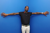 FORT LAUDERDALE, FL - MAY 08: Rich Homie Quan visits iHeart Radio Station 103.5 The Beat on May 8, 2017 in Fort Lauderdale, Florida. Credit: mpi04/MediaPunch