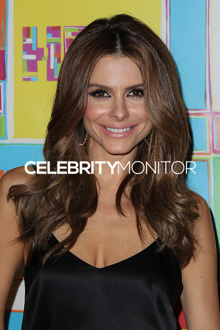 WEST HOLLYWOOD, CA, USA - AUGUST 25: Maria Menounos at HBO's 66th Annual Primetime Emmy Awards After Party held at the Pacific Design Center on August 25, 2014 in West Hollywood, California, United States. (Photo by Xavier Collin/Celebrity Monitor)