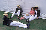 Henley Regatta. Oxfordshire England.  The English Season published by Pavilon Books 1987