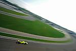 10-18 May 2008, Indianapolis,Indiana USA.Ed Carpenter speeds into turn one..©2008 F.Peirce Williams USA.