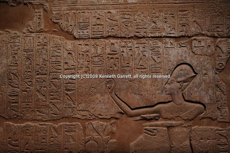 Hatshepsut, Egypt,Luxor Temple, Hatshepsut temple usurped by Rameses II,  New Kingdom; 18th dynasty; 19th dynasty