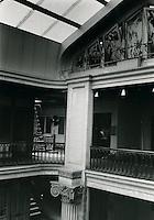 UNDATED..Conservation.Downtown West (A-1-3)..Monticello Arcade Interior...NEG#..