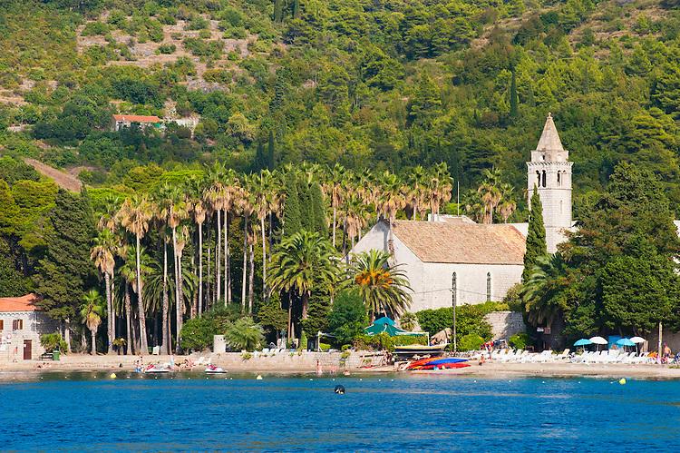 Dalmatian Coast Croatia Croatia Island Dalmatian Coast