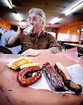 Dr.Pepper & BBQ at City Market, Luling, Texas
