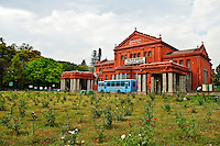 Seshadri Iyer Memorial Hall is a library and public building in Cubbon Park, Bangalore, India