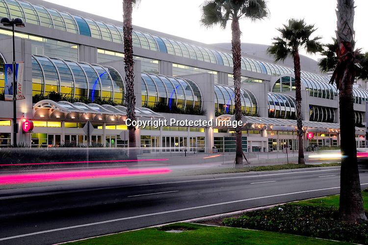 San Diego Gaslight and Convention Center Area