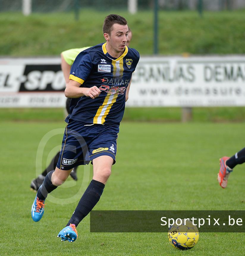 Dottenijs Sport : Julien Dewaele <br /> foto VDB / BART VANDENBROUCKE
