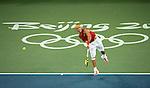 Olympia 2008, Tennis Finale Maenner und Frauen